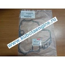 Оригинал прокладка передней крышки Kubota D722 16871-04130