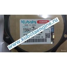 Прокладка задней крышки Kubota D722 15841-04823