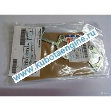 Прокладка выпускного коллектора kubota D722 15861-12350