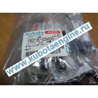 Болт гбц Kubota V1505 короткий 16216-03450