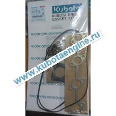Оригинал верхний комплект прокладок kubota V1505 16285-99352/1G090-99352