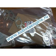 Прокладка выпускного коллектора kubota V1505 16299-12360