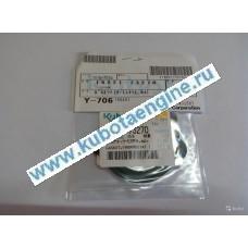 Прокладка крышки термостата kubota V1505 16221-73270