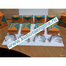 Вкладыши шатун STD Kubota V2203 17311-22312