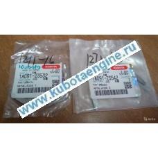 Полукольца коленвала STD Kubota V2203-M / V2403 1A091-23530, 1A091-23540