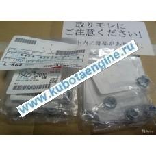 Гайка выпускного коллектора Kubota V2203 16429-92010