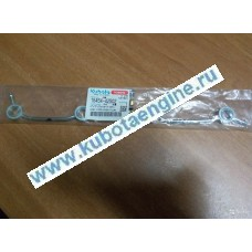 Трубка обратки форсунок Kubota V2203 16454-42502