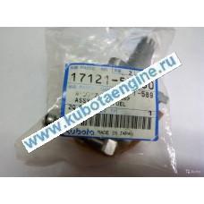Насос подкачки kubota V2203 17121-52030